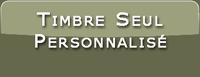 Timbre Personnalisé pour Bois 55x25